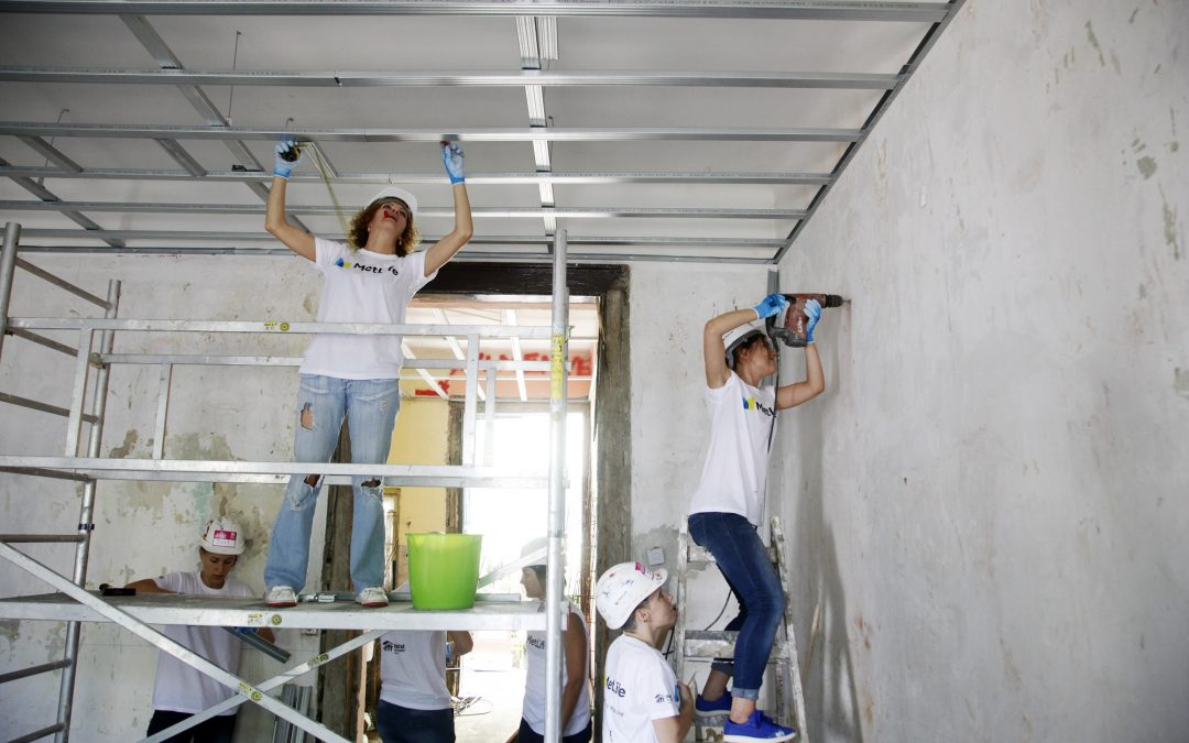 Valóra vált álom: saját szobája lehet a gyerekeknek új otthonukban