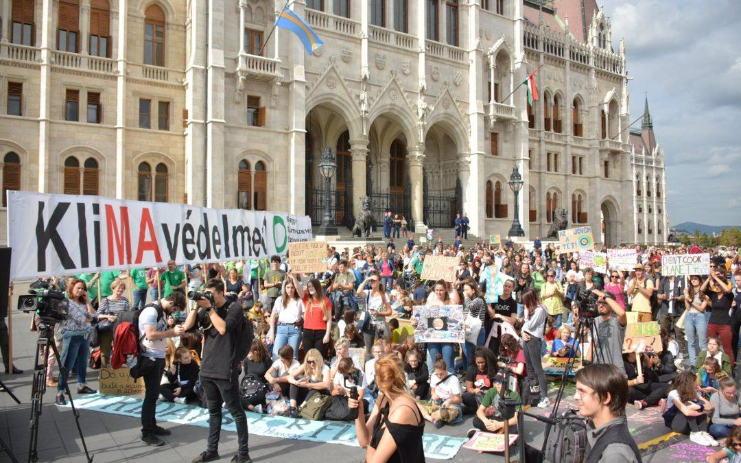 Ambiciózus, válságálló klímatörvényre van szükség!