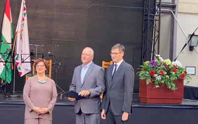 A Berda József Lakhatási Alapban használja fel a Budapestért díj összegét a Habitat